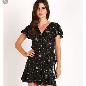 Auguste Gypsy Stars Dress